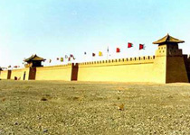 敦煌电影城 The Ancient City of Dunhuang